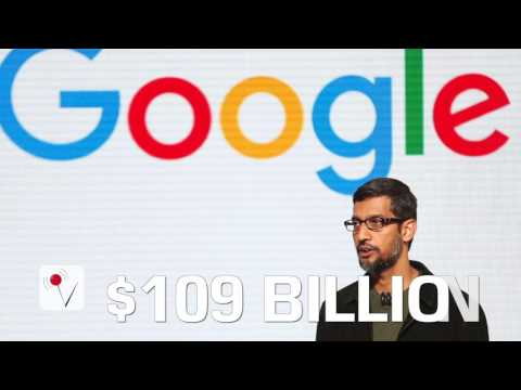 Google Overtakes Apple as World's Most Valuable Company