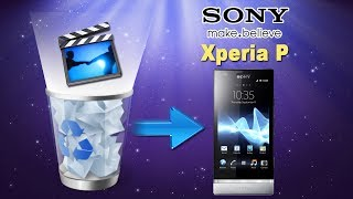 [Sony Xperia P Files Recovery]: How to Undelete/Restore Lost Videos from Sony Xperia P?