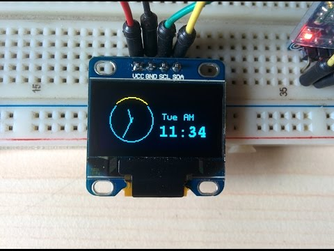MAKE YOUR OWN SMART WATCH
