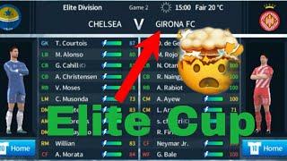 Chelsea Vs Girona FC Elite Division | Dream League Soccer 2018