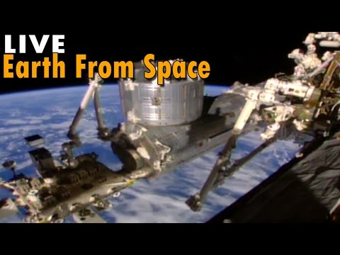Earth From Space : Streamed Live  09/28/2016 From The International Space Station