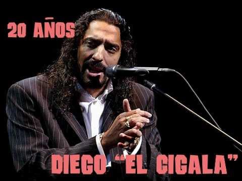 Diego El Cigala 20 Años Wmv Youtube