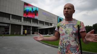 Роман Третьяков о новом комедийном шоу Стендап Данте