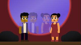 FLIX AND CHILL 2: MILLENNIALS [END]   THIS GAME GOT DEEP! (DATING SIMULATOR)