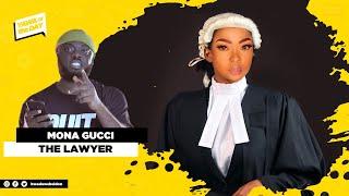 Mona Gucci The Lawyer Vs Afia Schwarzenegger's Reaction 😂😂