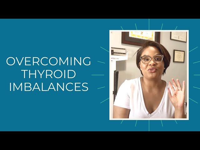 Overcoming Thyroid Imbalances | by Giselle