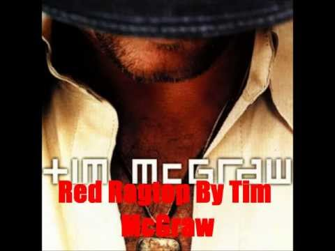 Red Ragtop By Tim McGraw *Lyrics in description*