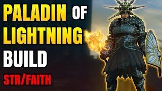 Dark Souls Remastered - Paladin of Lightning Build (Str/Faith) (PvP/PvE)