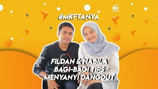 #MKFTanya - Reaksi Fildan & Nabila Saat Dapat Job Main FTV di Mega Kreasi Films
