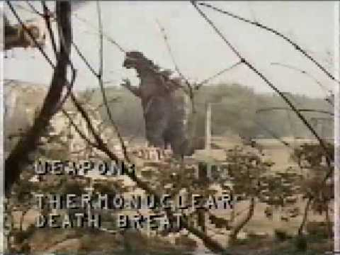 TNT MonsterVision Godzilla 3:00PM promo to Blue Oyster Cult (original)