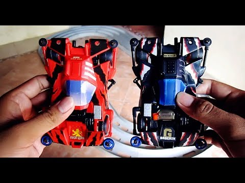 Balapan Tamiya Mini 4WD Brocken G # Dinamo Speed AULDEY Vs HJH # Super FM Chassis # Mini 4WD Review