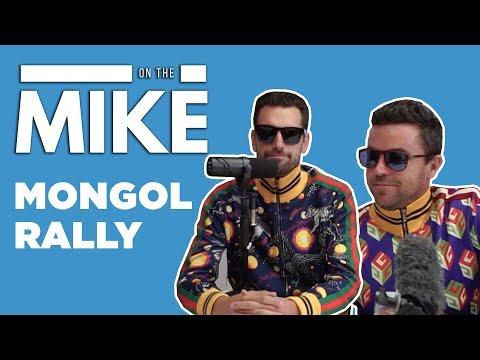 MONGOL RALLY - ON THE MIKE #009