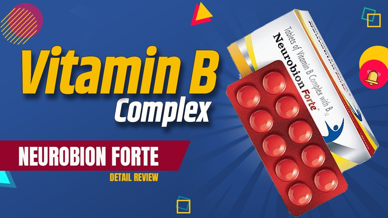Neurobion Forte Vitamin B Complex Uses Side Effects Precaution Doctors Review Dr Mayur Sankhe Youtube