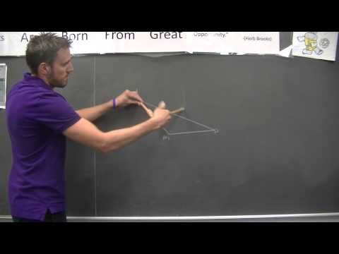 Module 27 Constructions: Perpendicular Bisector, Circumcenter, and Circumscribed Circle