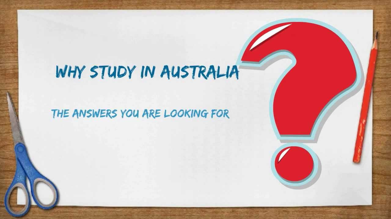 10 Good Reasons Why I Choose to Study in Australia