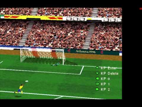 Olympic Soccer Atlanta 1996 Pc Game