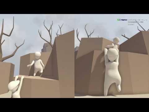 樹懶登山模擬器 | Human Fall Flat COOP人類墜落 #02