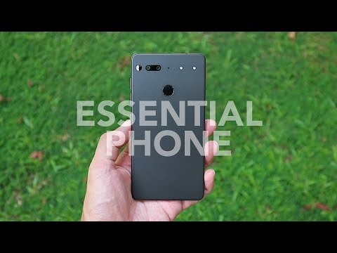 Essential Phone (PH-1) in 2019