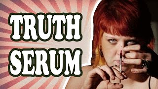 The Truth Behind Truth Serum Drugs