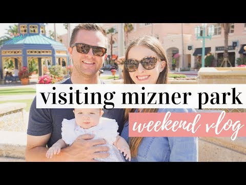 MIZNER PARK - BOCA RATON, FL ✨🌴 | WEEKEND VLOG
