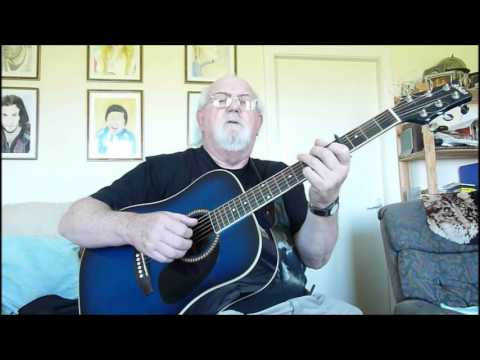 Guitar: Blue Eyes Crying In The Rain (Including lyrics and chords ...