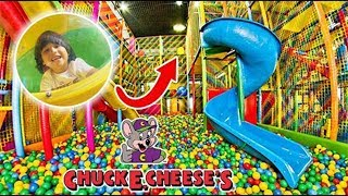 CHUCK E CHEESE ALL YOU CAN PLAY FAMILY CHALLENGE ENTERTAINMENT AND GAMES