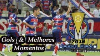Fortaleza x Criciúma - Gols & Melhores Momentos Brasileirão Serie B 2018 7ª Rodada