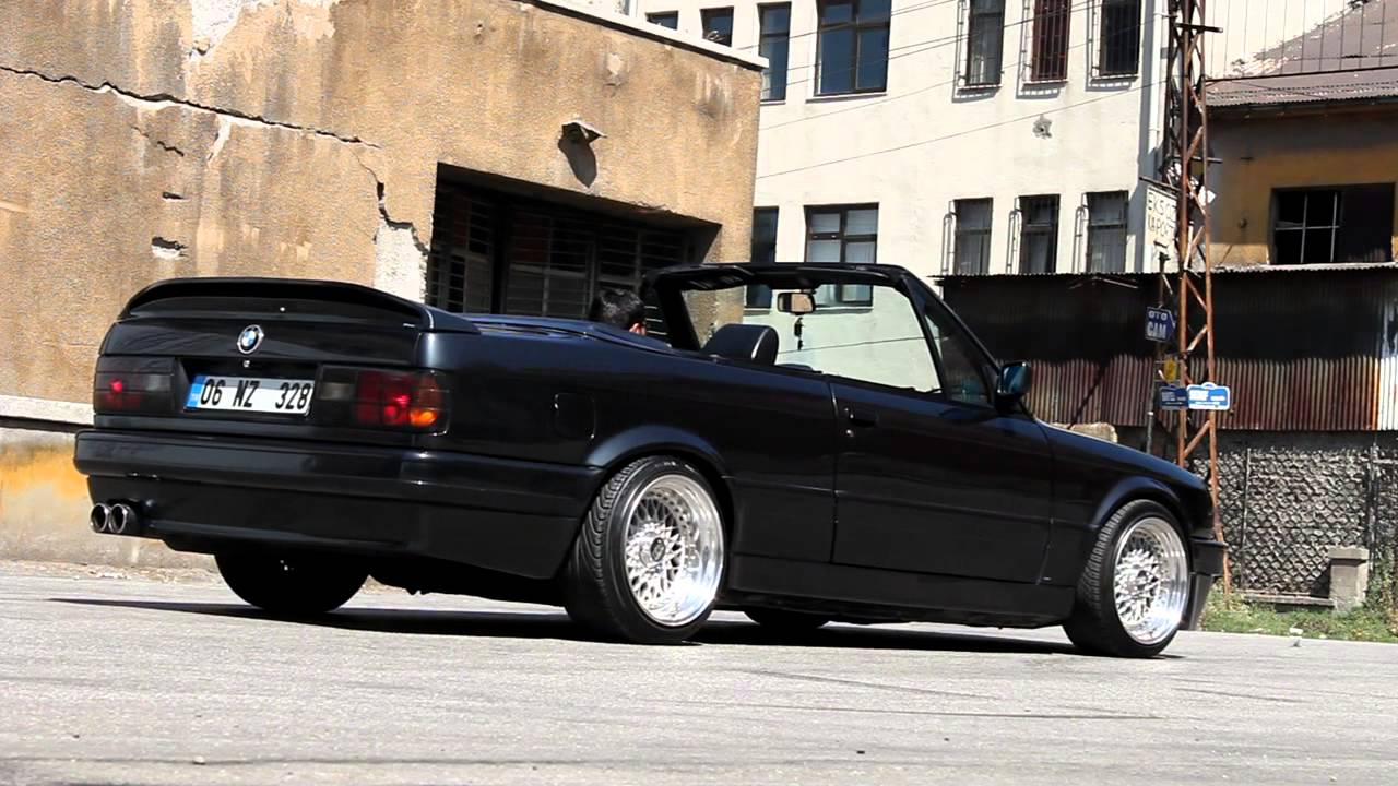 bmw e30 325i cabrio youtube. Black Bedroom Furniture Sets. Home Design Ideas