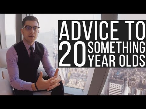 Advice To 20 Something Year Olds (From A 27 Year Old Entrepreneur Living In China) from YouTube · Duration:  32 minutes 3 seconds