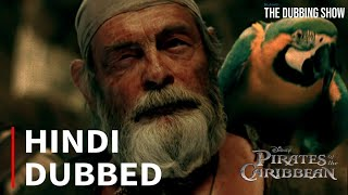 PIRATES OF THE CARIBBEAN - TALES OF THE CODE : WEDLOCKED in HINDI DUBBED   The Dubbing Show   TDS