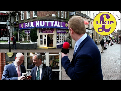 UKIP and the Stoke On Trent Byelection