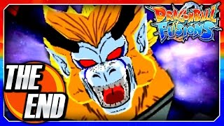 Dragon Ball Fusions 3DS English: FINALE - Ultra Great Ape Pinich & Cellza Battle! (Timespace Saga)