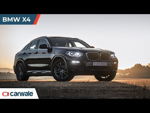 BMW X4 | Can It Be An Ideal Sporty SUV? | Test | 5 minute Review | CarWale