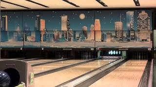 2014 Japan Trip - Bowling at The Prince Park Tower in Tokyo (Part 5)