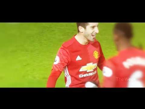 Henrikh Mkhitaryan INSANE BACKHEEL SCORPION GOAL Vs Sunderland / HD MOVIE