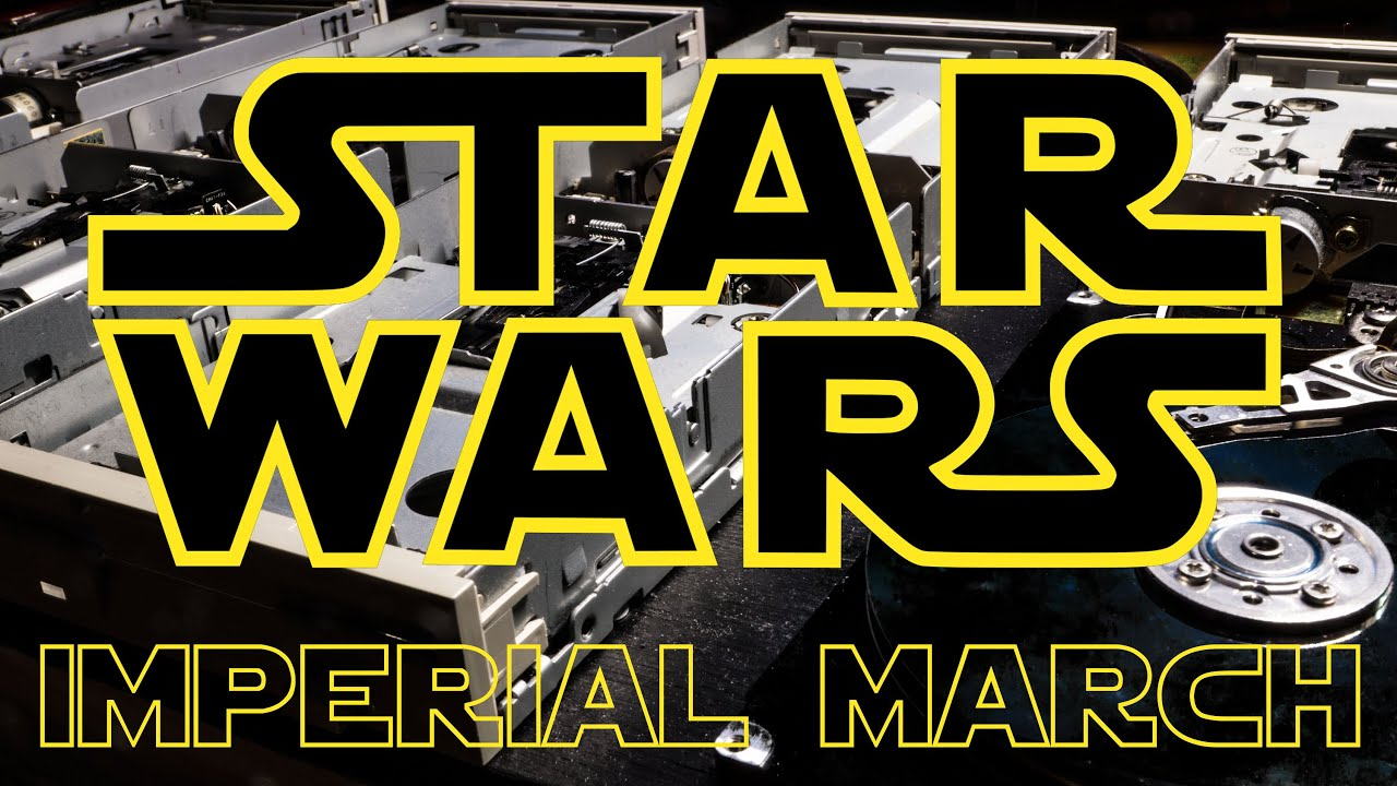 Star wars imperial march quot floppy symphony orchestra youtube