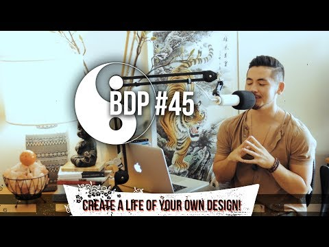 BDP #45- Create A Life Of Your Own Design & Build Your Temple!