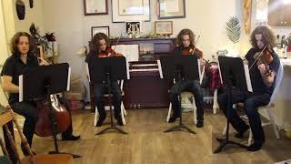 90s Kids Theme's for String Quartet