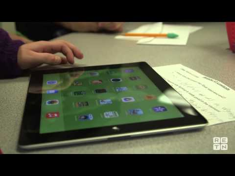 Education Minute | Dothan Brook School: Technology in the Classroom