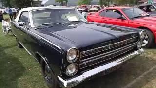 1966 Mercury Comet Caliente Convertible