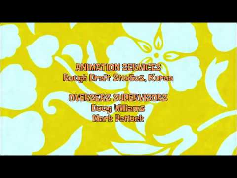 Spongebob End Credits Remastered
