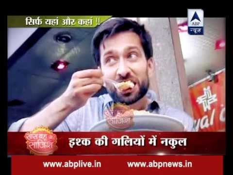 SBS SPECIAL: Day-out with Nakul on the launch of 'Ishqbaaz'