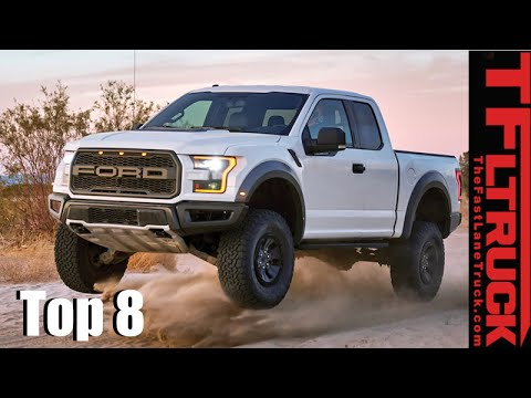 Top 8 New 2017 Trucks Beyond The Most Aned Pickup We Can T Wait To Drive