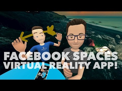 Facebook Spaces Social Virtual Reality is Mind Blowing ...