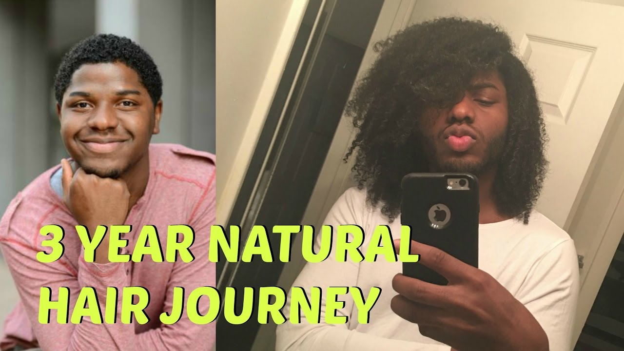 natural hair journey 3 years