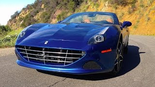 Shell V-Power: The science of driving excitement in a Ferrari California T