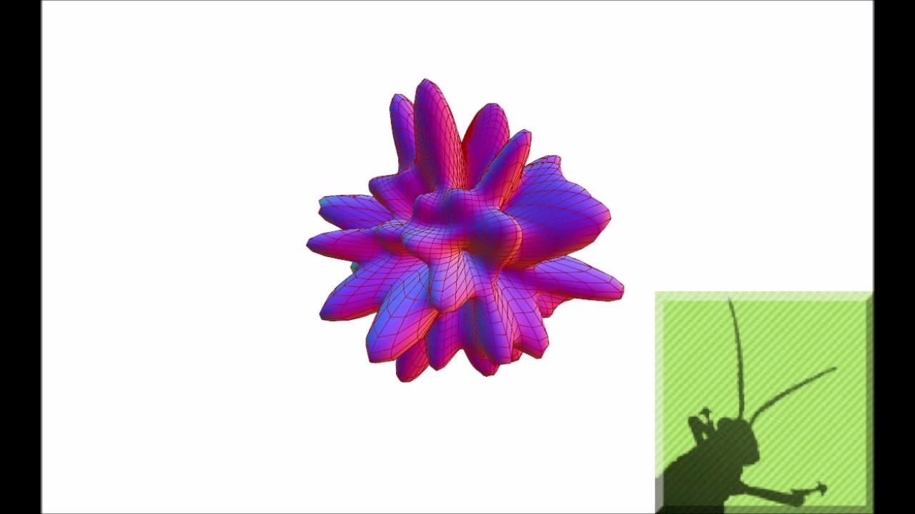 Grasshopper 3D - Simplex noise
