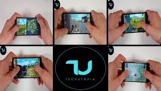 TOP 5 Best Gaming smartphones for PUBG Mobile Game! Under $200 dollars Budget 2018