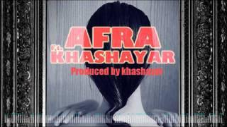 Afra paydar - Asoontar (Ft Khashayar)