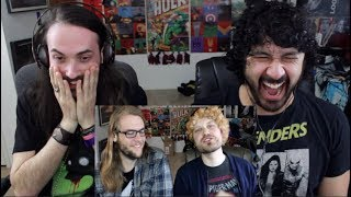 Fan Theory SPOOFS THE REEL REJECTS - (April Fools Prank) REACTION!!!